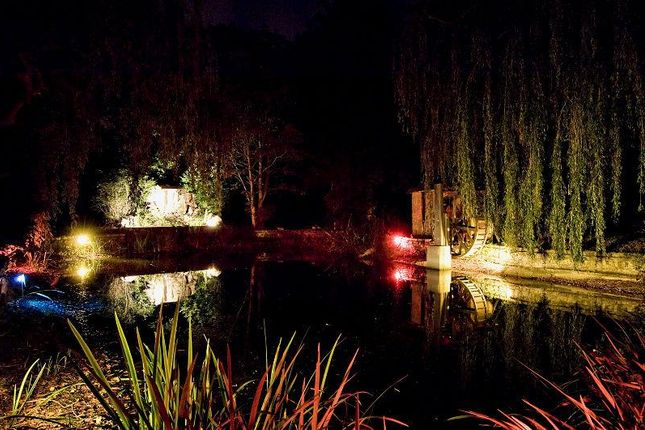 Lake: of Kingswood House & Queenswood, Clay Hill, Enfield EN2