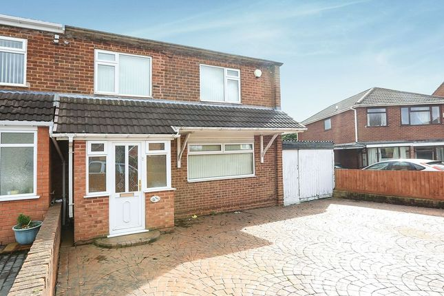 Thumbnail Property for sale in Springhill Road, Wednesfield, Wolverhampton