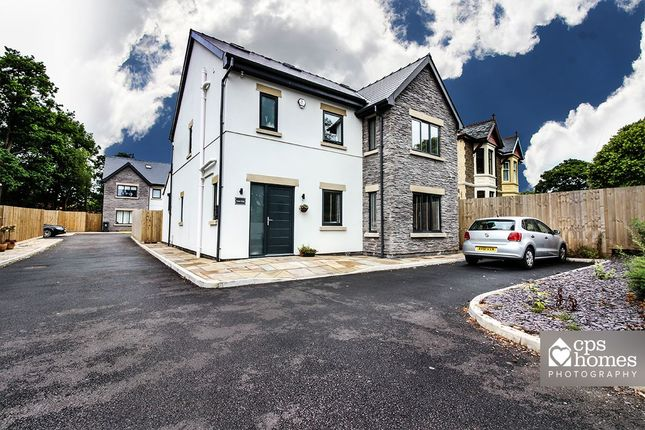 Thumbnail Detached house for sale in Ty Glas Road, Llanishen, Cardiff