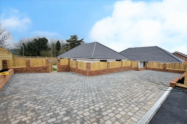 Thumbnail Detached bungalow for sale in Telscombe Road, Peacehaven