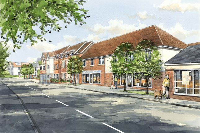 Thumbnail Commercial property for sale in London Road, Purbrook, Waterlooville