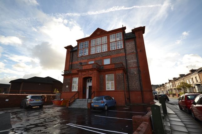 Thumbnail Flat to rent in Wellington Street, Liverpool