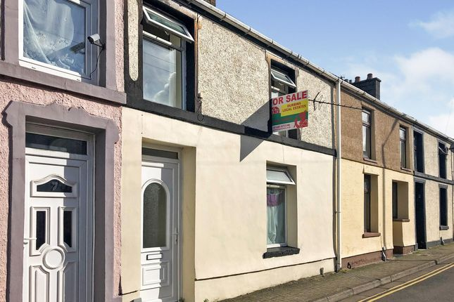 2 bed terraced house to rent in Wind Street, Aberdare CF44