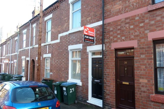 Thumbnail Property to rent in Gordon Street, Earlsdon, 3Es, Students