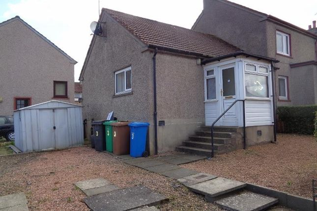 Thumbnail Terraced bungalow to rent in Lady Nina Square, Coaltown, Glenrothes