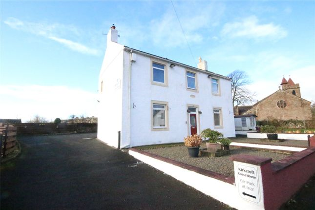 Thumbnail Detached house for sale in Kirkcroft, Gretna Green, Gretna, Dumfries And Galloway