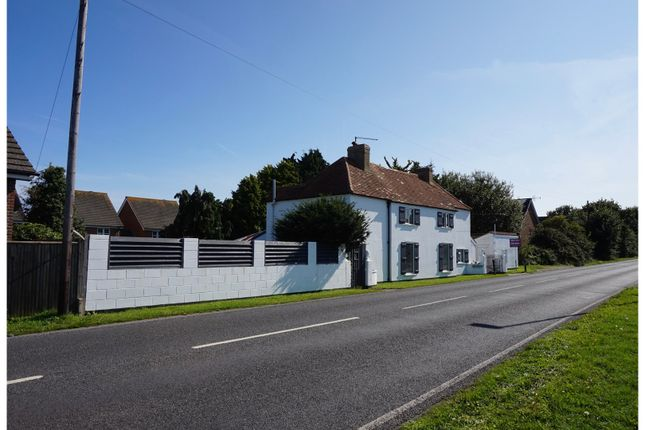 Thumbnail Detached house for sale in Chichester Road, Selsey