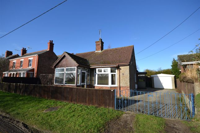 Thumbnail Detached bungalow for sale in Station Road, Dersingham, King's Lynn