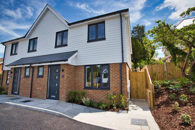 3 bed semi-detached house for sale in 19 Penfold Gardens, Shepherdswell, Dover CT15