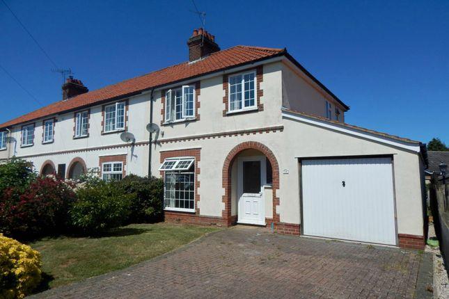 3 bed semi-detached house to rent in Quintons Lane, Old Felixstowe, Felixstowe