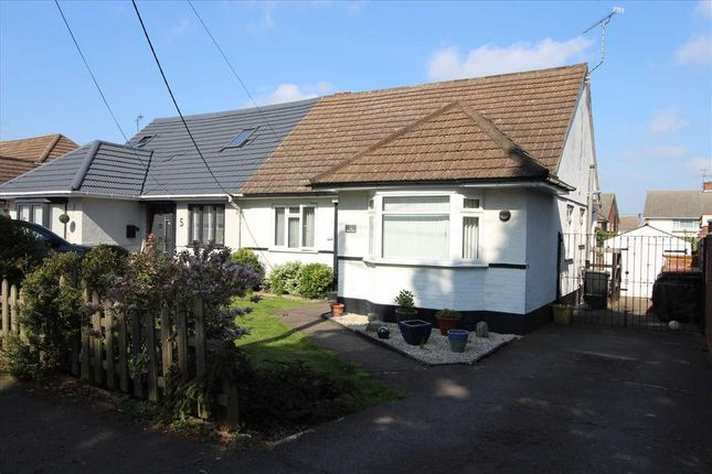 Thumbnail Semi-detached house for sale in Downer Road North, Benfleet