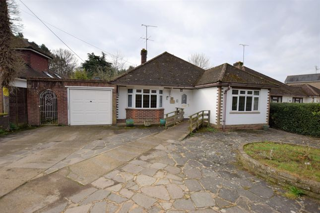 Thumbnail Detached bungalow for sale in Cuthbert Road, Ash Vale