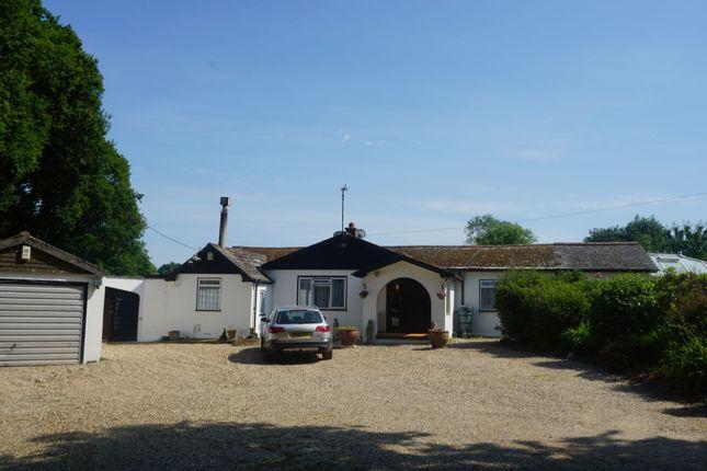 Thumbnail Detached bungalow for sale in Cowbeech Hill, Hailsham
