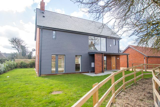 Thumbnail Detached house for sale in Brickyard Lane, Reed, Royston