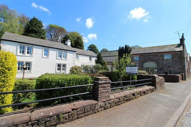 Thumbnail Detached house for sale in Midland House, Renwick, Penrith, Cumbria