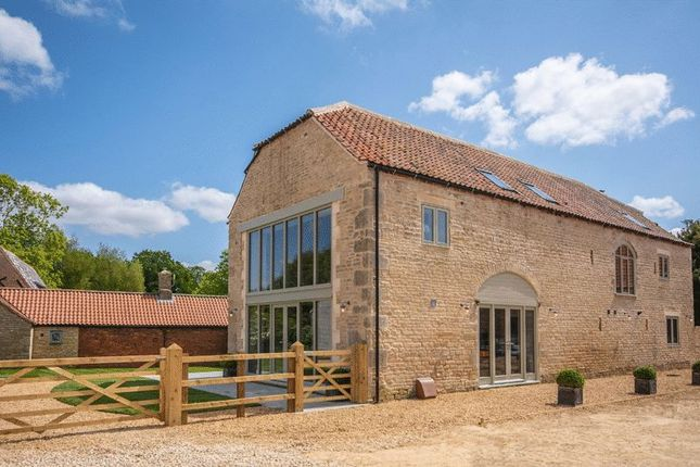 Thumbnail Barn conversion for sale in Manor Farm, Digby, Lincoln