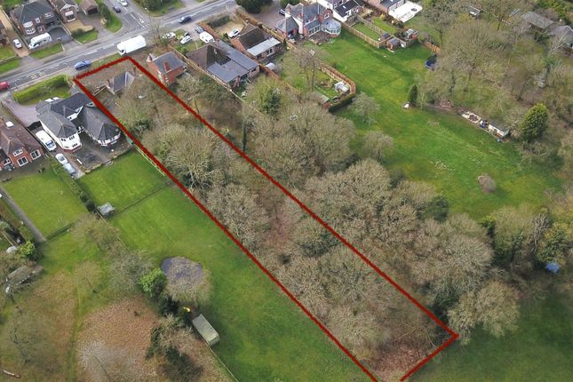 Thumbnail Land for sale in Rugby Road, Binley Woods, Coventry