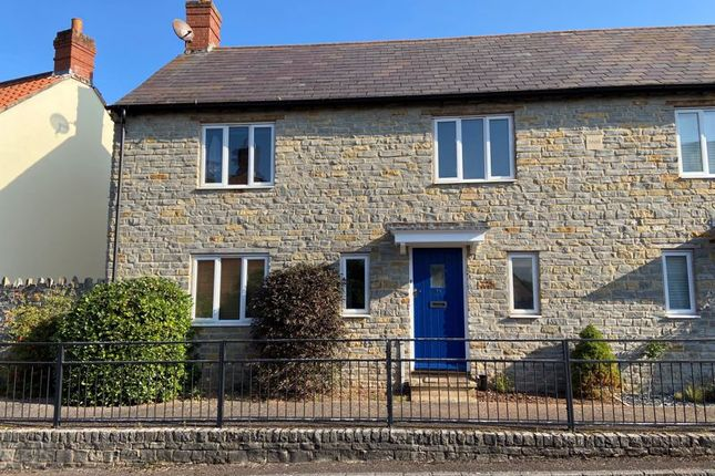 Thumbnail Semi-detached house to rent in Dunkleys Way, Hillyfields, Taunton, Somerset
