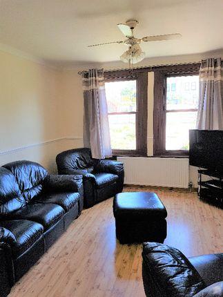 Thumbnail Flat to rent in The Crescent, Gorebridge, Midlothian