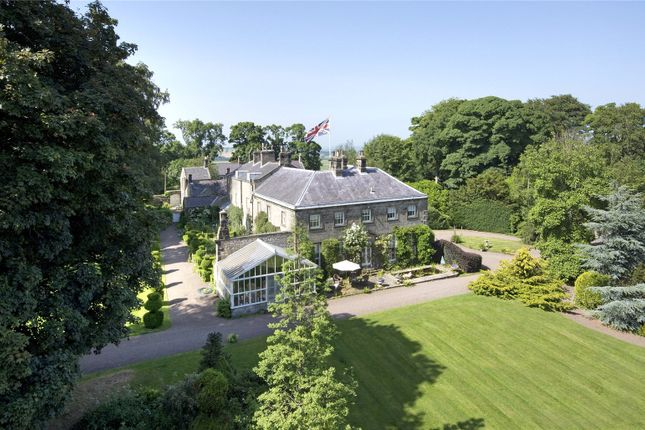 Thumbnail Detached house for sale in Glanton, Alnwick, Northumberland