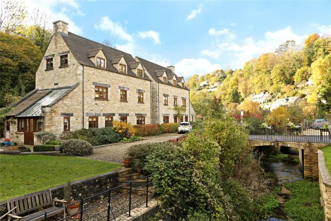 Thumbnail Detached house for sale in Sevilles Mill, Chalford, Stroud, Gloucestershire