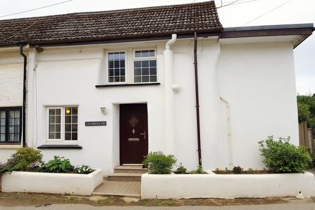 Thumbnail Cottage to rent in Lanreath, Looe