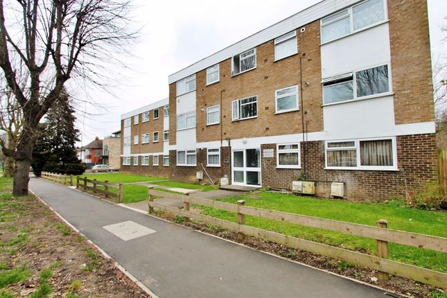 Thumbnail Flat for sale in Rayners Close, Wembley