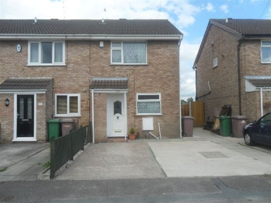 Thumbnail Town house to rent in Taylor Road, Haydock, St. Helens