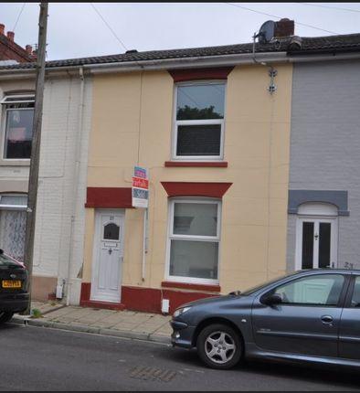 3 bed terraced house to rent in Albert Street, Gosport