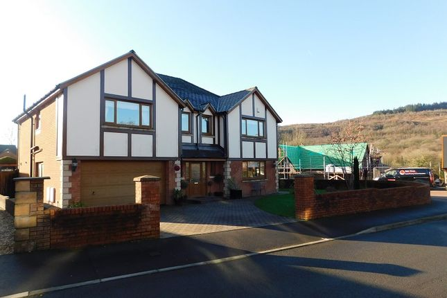 Thumbnail Detached house for sale in Nant Celyn, Crynant, Neath, Neath Port Talbot.