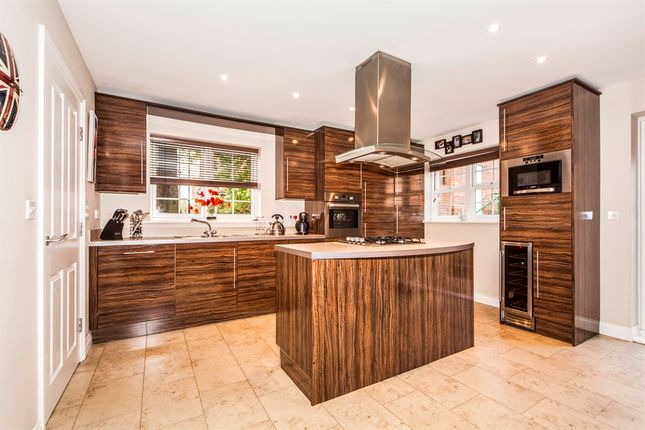 Thumbnail End terrace house for sale in Woodend Court, The Wynd, Wynyard