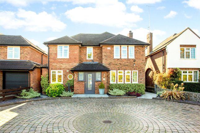 Thumbnail Detached house for sale in Tippendell Lane, Park Street, St. Albans, Hertfordshire