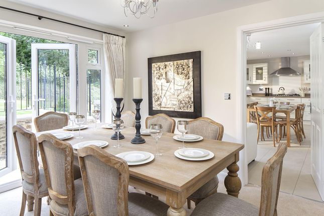 """Thumbnail Detached house for sale in """"Chelworth"""" at Langaton Lane, Pinhoe, Exeter"""