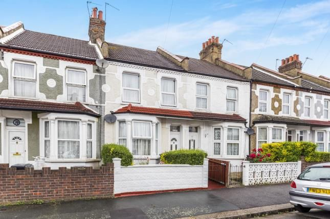 Thumbnail Terraced house for sale in Cranbrook Road, Thornton Heath