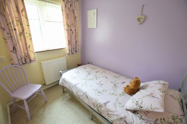 Bedroom Three of Castle Drive, Pevensey Bay BN24
