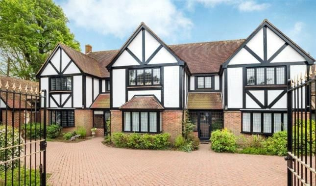 Thumbnail Detached house for sale in Dyke Road Avenue, Hove, East Sussex