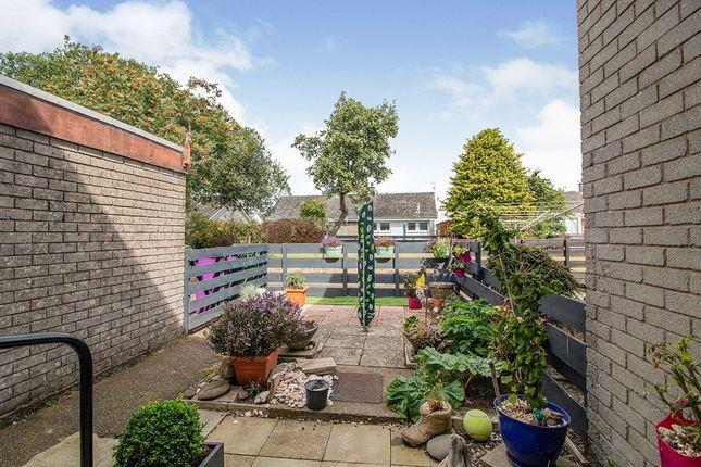 Garden of Milton Park, Monifieth, Dundee, Angus DD5