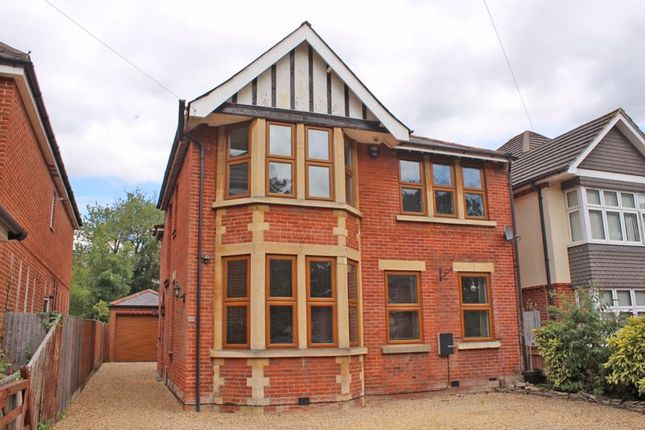 Thumbnail Detached house for sale in Burgess Road, Southampton