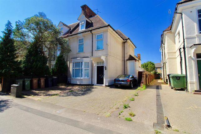 Thumbnail Semi-detached house for sale in Park Road, Peterborough