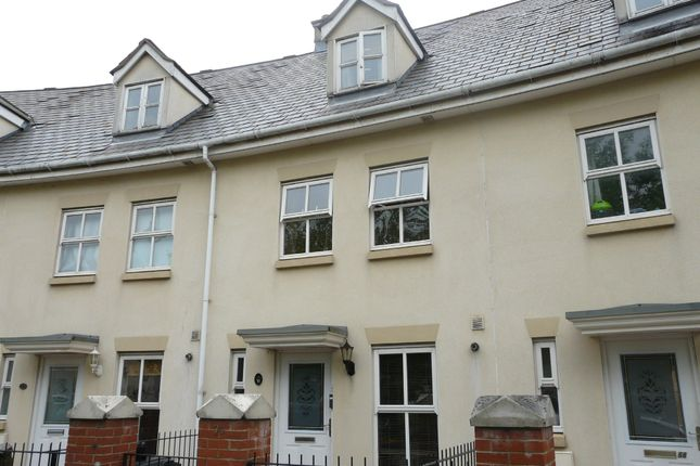 Thumbnail Town house to rent in Longridge Way, Worle, Weston-Super-Mare