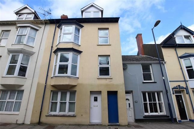 Thumbnail Terraced house for sale in Portland Road, Aberystwyth