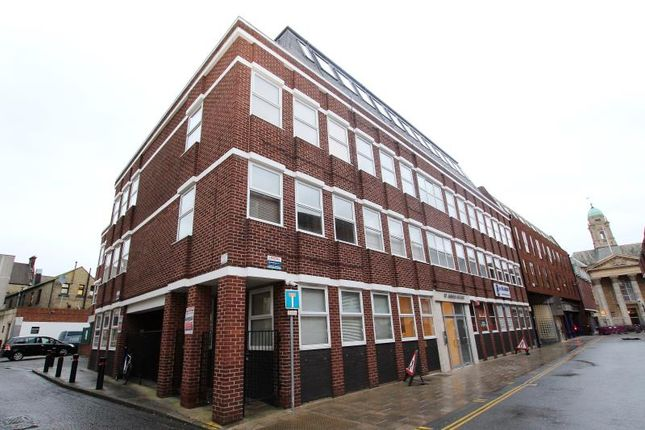 Thumbnail Flat for sale in St. James House, Priestgate, Peterborough