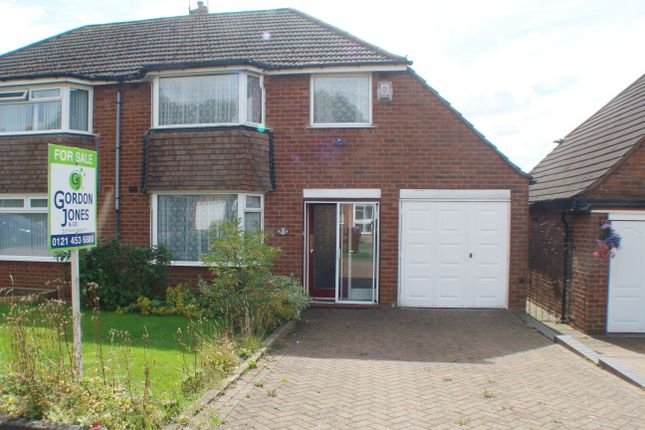 Thumbnail Semi-detached house for sale in Waseley Road, Rubery