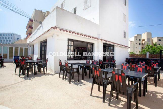 Platja Den Bossa, Ibiza, Spain