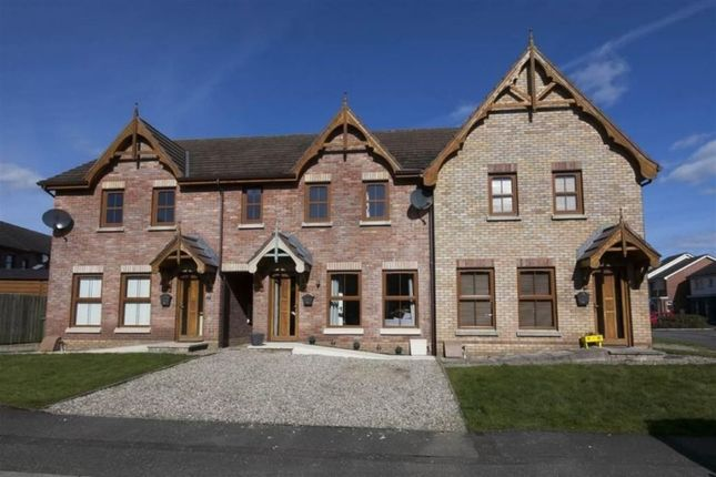 Thumbnail Terraced house to rent in Bridgelea Cottages, Conlig, Newtownards