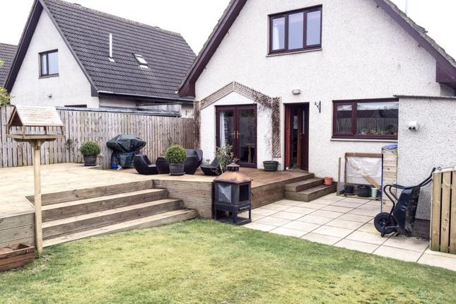Thumbnail Detached house to rent in Martin Drive, Stonehaven
