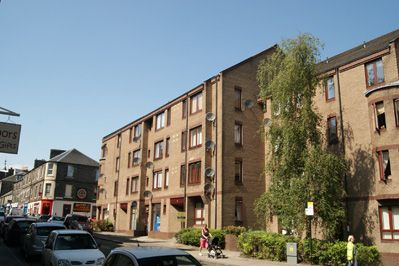 1 bed flat to rent in 43/1 Upper Craigs, Stirling FK8