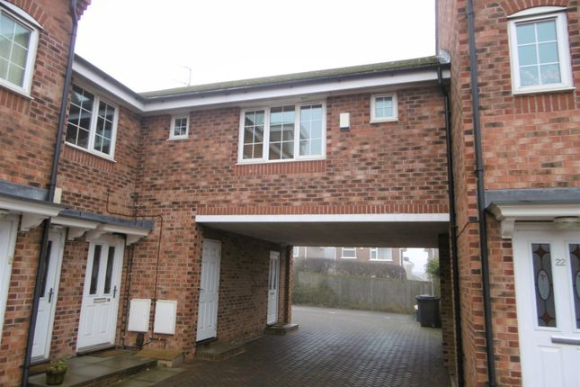 Thumbnail Flat to rent in Greenacre Way, Gleadless Sheffield