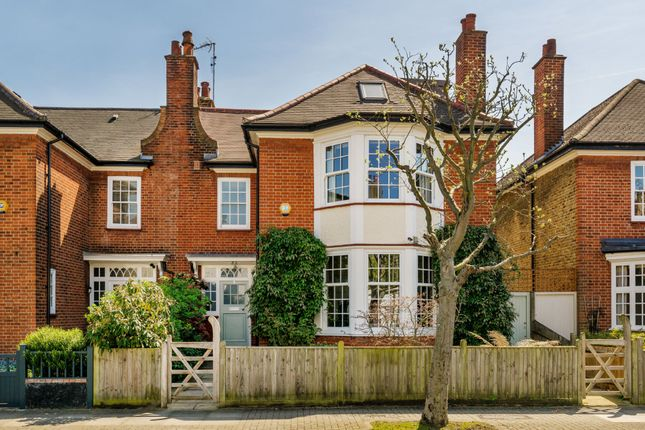 Thumbnail Semi-detached house for sale in Frewin Road, London