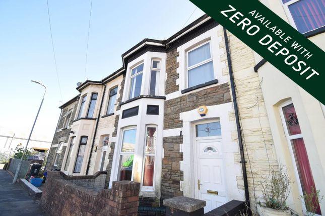 Thumbnail Property to rent in Carlisle Street, Newport